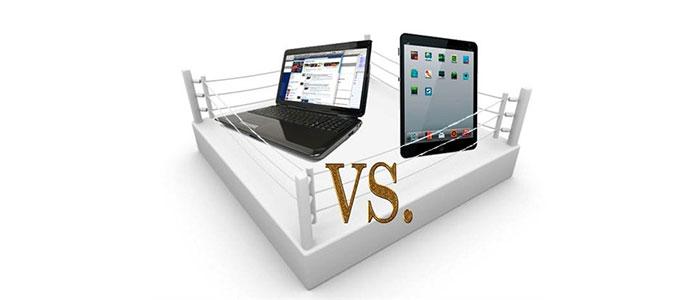 Таблети vs. лаптопи - Статии.com