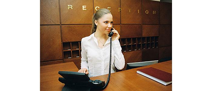 Работа като рецепционист - Статии.com