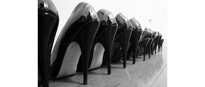Обувки на висок ток - Статии.com