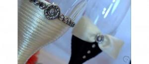 Най-красивите сватбени чаши - Статии.com
