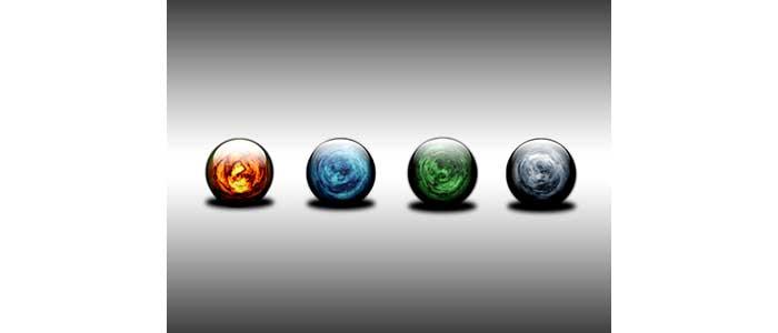 Четирите елемента – четири стихии - Статии.com