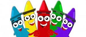 Оцветявяй букви и научи азбуката - Статии.com
