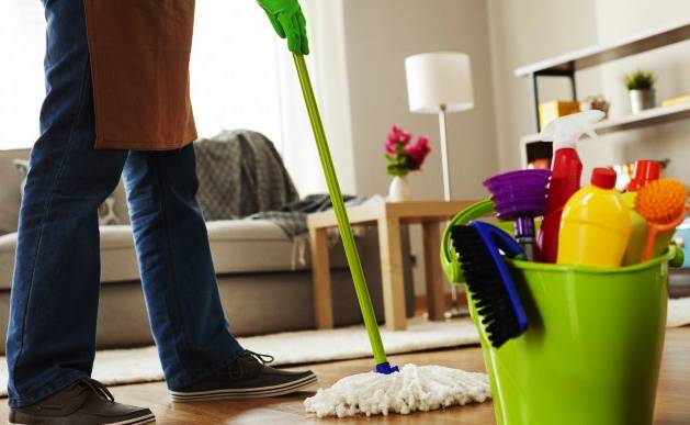 Фирма за почистване на домове